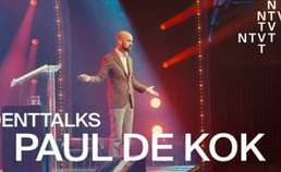 DENTTALKS: Paul de Kok