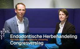 Nabeschouwing Congres Endodontische herbehandeling