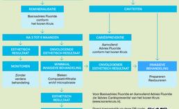 Behandelstrategie voor postorthodontische wittevleklaesies