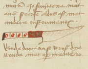 """Middeleeuwse tandheelkunde in de Lage Landen 10. """"Vander siecheit der tonghe"""""""
