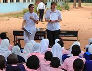 Antropologie en mondgezondheidsprojecten in ontwikkelingslanden