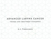 Behandelmethoden van larynxcarcinoom