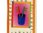 Tandheelkunde zet stempel op postzegels 1. Door de jaren heen