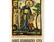 Tandheelkunde zet stempel op postzegels 2. Sint Apollonia