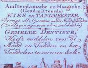 Tandmeester op Schouwen-Duiveland