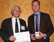 Jaarprijs 2007 toegekend aan S.C. Boxum
