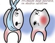 Pulpotomie in een tijdelijk gebitselement is zelden geïndiceerd