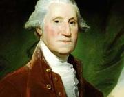 President George Washington en zijn orale klachten