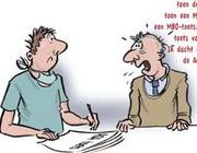 Tandartsen moeten bij iedere patiënt het Europese Medisch Risico Registrerend Anamnesesysteem toepassen