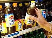 Risico van erosie door dranken in schoolkantines