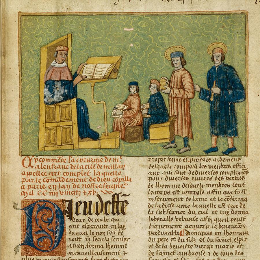 Bron: Bibliothèque national de France