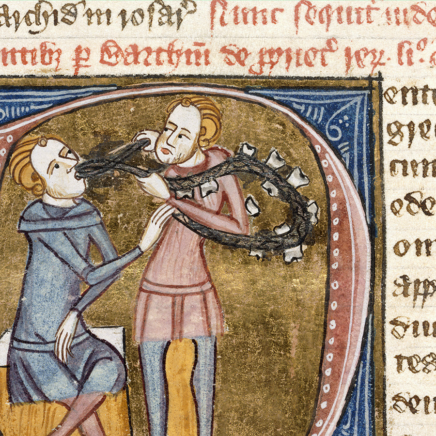 (Bron: © The British Library Board/Royal 6 E. VI, f.503v)