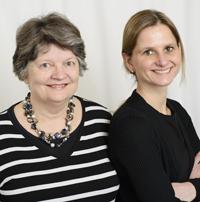 Prof. dr. A.M. Kuijpers-Jagtman en dr. B.C.M. Oosterkamp.